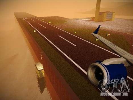 Embraer E190 Azul Brazilian Airlines para as rodas de GTA San Andreas