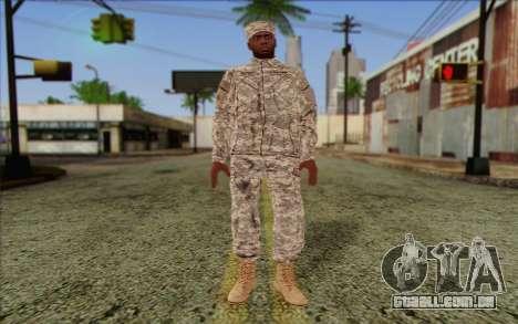 California National Guard Skin 5 para GTA San Andreas