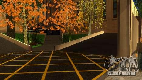 Texturas HD skate Park e hospital V2 para GTA San Andreas segunda tela