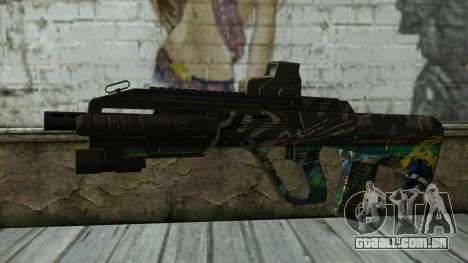 AUG A3 from PointBlank v3 para GTA San Andreas