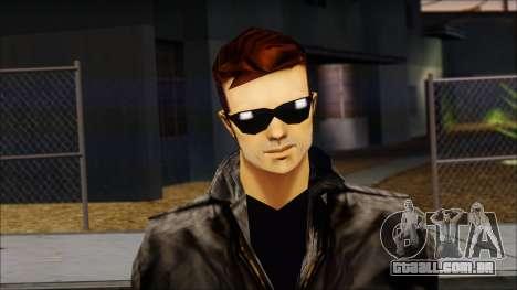 Shades Claude v1 para GTA San Andreas terceira tela