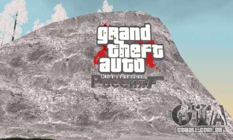 A neve para GTA Penal Rússia beta 2 para GTA San Andreas