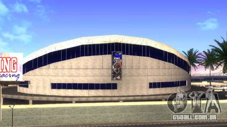 Texturas HD estádio de Las Venturas para GTA San Andreas segunda tela