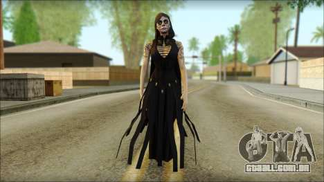 Death from Deadpool The Game para GTA San Andreas