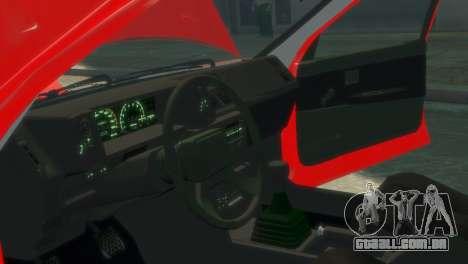 Toyota Sprinter Trueno AE86 SR para GTA 4 vista de volta