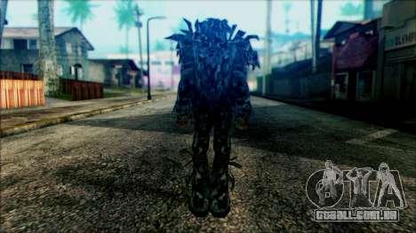 Manhunt Ped 23 para GTA San Andreas segunda tela
