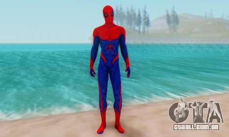 Skin The Amazing Spider Man 2 - Nueva Era para GTA San Andreas segunda tela