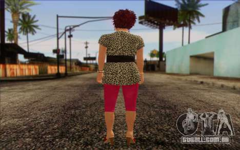 Trevor Phillips Skin v1 para GTA San Andreas segunda tela