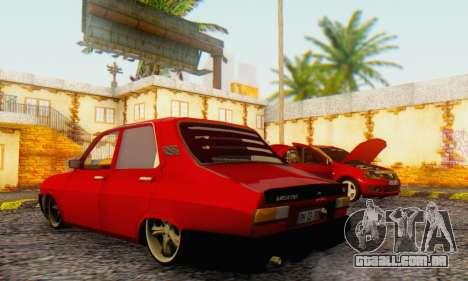 Dacia 1310 TLX PRN para GTA San Andreas vista direita