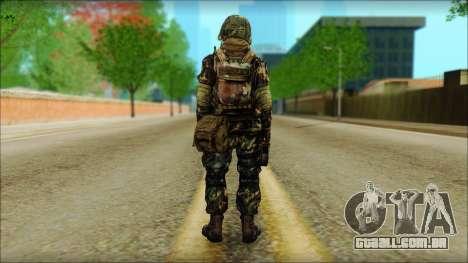 STG from PLA v4 para GTA San Andreas segunda tela