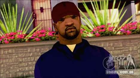 Viciado v3 para GTA San Andreas terceira tela