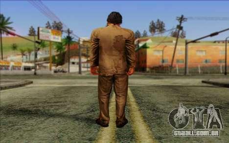Willis Huntley from Far Cry 3 para GTA San Andreas segunda tela