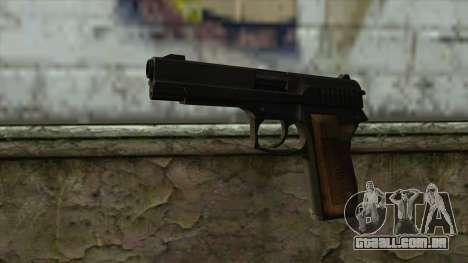 TheCrazyGamer Bernardelli P18 para GTA San Andreas