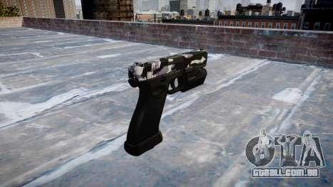 Pistola Glock de 20 sibéria para GTA 4 segundo screenshot