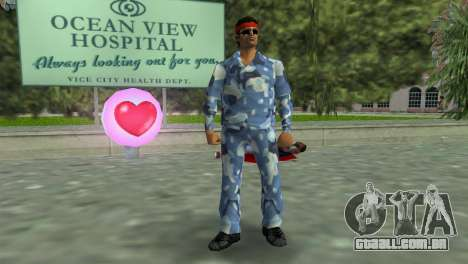 Camo Skin 11 para GTA Vice City segunda tela