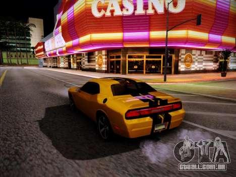 Novo ENBSeries por MC_Dogg para GTA San Andreas décima primeira imagem de tela