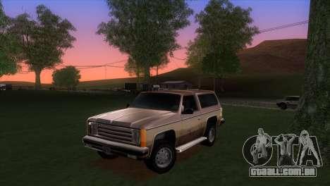Bright ENB Series v0.1 Alpha by McSila para GTA San Andreas
