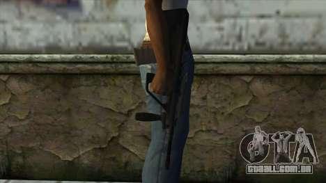 UAR from Pay Day 2 para GTA San Andreas terceira tela