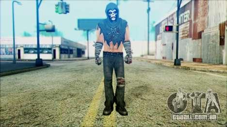 Manhunt Ped 4 para GTA San Andreas