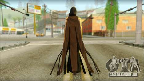 Death from Deadpool The Game para GTA San Andreas segunda tela