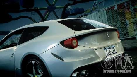 Ferrari FF 2011 v1.5 para GTA 4 vista lateral