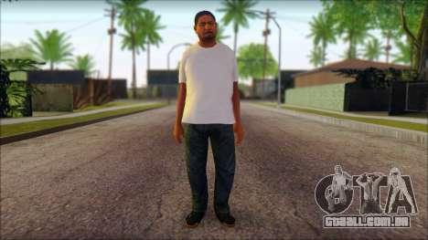 GTA 5 Ped 18 para GTA San Andreas