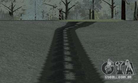 A neve para GTA Penal Rússia beta 2 para GTA San Andreas sexta tela