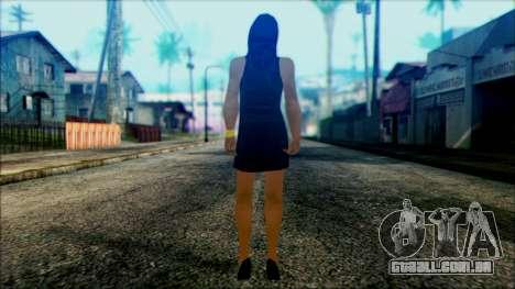Bfyri from Beta Version para GTA San Andreas segunda tela