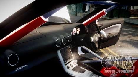 Nissan Silvia S15 para GTA 4 vista direita