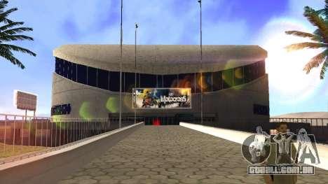 Texturas HD estádio de Las Venturas para GTA San Andreas quinto tela