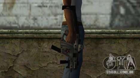 Kriss Super from PointBlank v2 para GTA San Andreas terceira tela