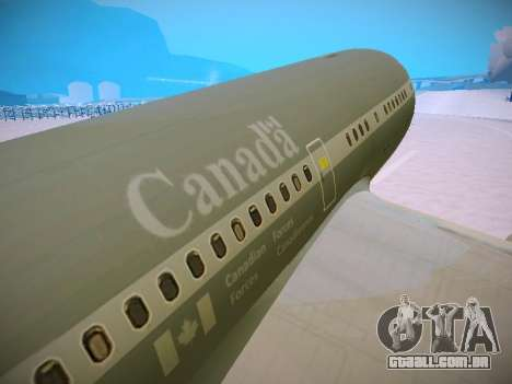 Canadian Forces Airbus CC150 Polaris para o motor de GTA San Andreas