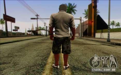 Keith Ramsey v1 para GTA San Andreas segunda tela