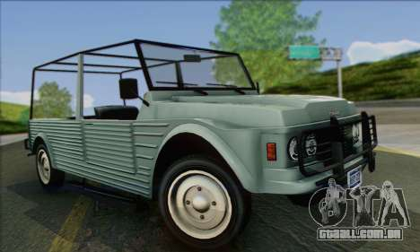 GTA V Canis Kalahari para GTA San Andreas