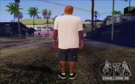 Stretch from GTA 5 para GTA San Andreas segunda tela