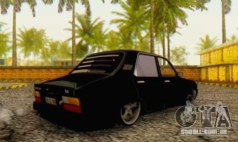Dacia 1310 TLX PRN para GTA San Andreas esquerda vista