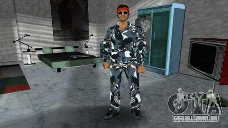Camo Skin 17 para GTA Vice City terceira tela