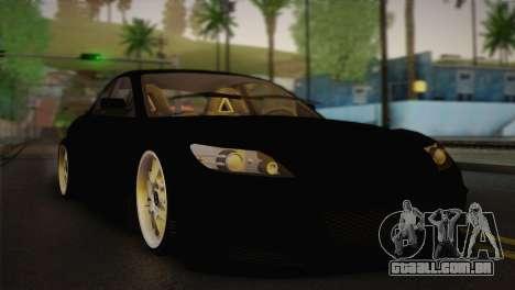 Mazda RX-8 Drift para GTA San Andreas