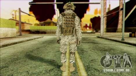 Ranger (CoD: MW2) v4 para GTA San Andreas segunda tela