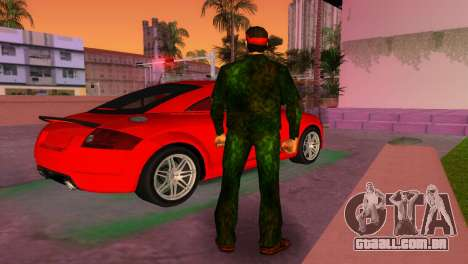 Camo Skin 14 para GTA Vice City terceira tela
