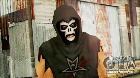 Manhunt Ped 4 para GTA San Andreas terceira tela