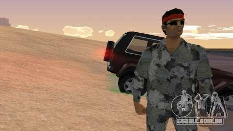 Camo Skin 18 para GTA Vice City terceira tela