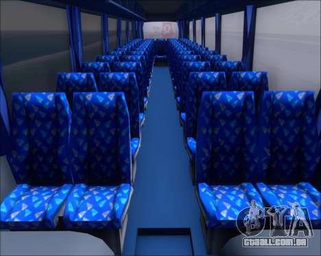 Neoplan Tourliner Emile Weber para vista lateral GTA San Andreas