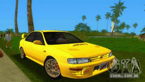 Subaru Impreza WRX STI GC8 Sedan Type 1 para GTA Vice City
