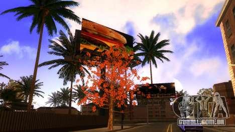 Texturas HD skate Park e hospital V2 para GTA San Andreas twelth tela