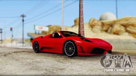 Graphic Unity V4 Final para GTA San Andreas décima primeira imagem de tela