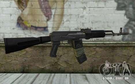 AK-101 from Battlefield 2 para GTA San Andreas segunda tela