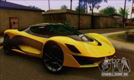 Grotti Turismo para GTA San Andreas