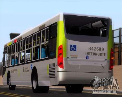 Caio Induscar Mondego H Mercedes-Benz O-500U para o motor de GTA San Andreas