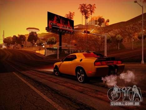 Novo ENBSeries por MC_Dogg para GTA San Andreas sexta tela